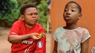 SHORT MAN Emmanuella and Pawpaw (Mark Angel Comedy) (East Comedy) (Episode 55)