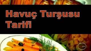 Havuç Turşusu Tarifi