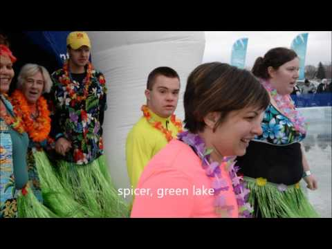 Spicer WinterFest Polar Plunge for Special Olympics