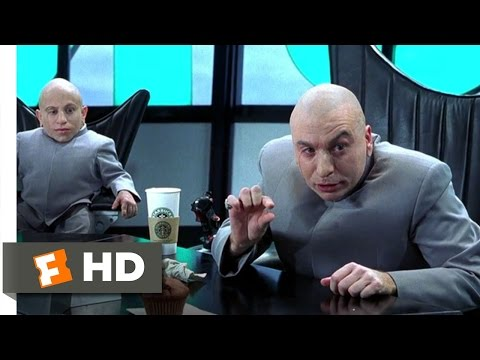 Zip It! - Austin Powers: The Spy Who Shagged Me (2/7) Movie CLIP (1999) HD