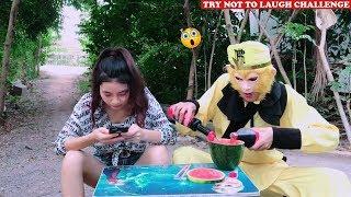 Cười Rách Mồm Với Sự Trở Lại Ăn Hại Của Ngộ Không TV - New Funny Comedy Videos 2019 | Part 28