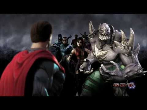 Injustice Gods Among Us - [BATTLE MODE: REGIME SUPERMAN]