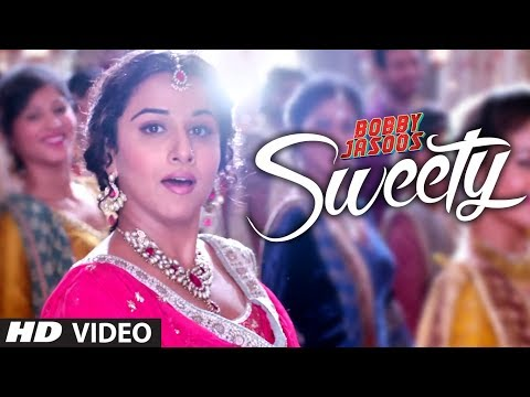 Bobby Jasoos: Sweety Video Song | Vidya Balan | Monali Thakur video