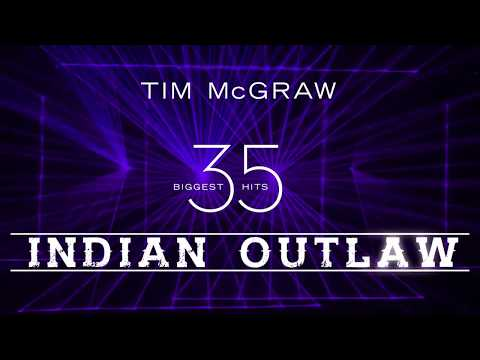 Tim McGraw - Indian Outlaw (Official Lyric Video)
