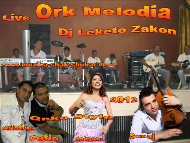 Ork Melodia Roksana Isprati Mi Maiko 78 Leva Live 2012 Dj LeKeTo