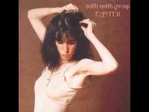 patti smith,because the night