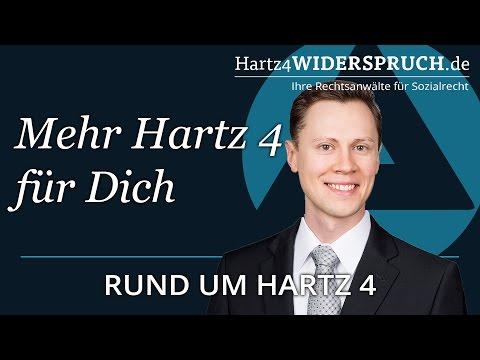 Mehr Hartz 4 bei Krebs, Aids und anderen Krankheiten by Hartz4Widerspruch.de