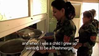 Peshmerga: women warriors of kurdistan