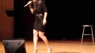 Watch Sheryn Regis try It On My Own video