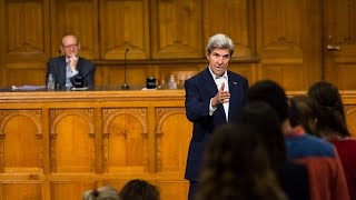 Conversation with Secretary John Kerry