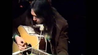 Neil Young - Heart Of Gold - BBC Concert 1971