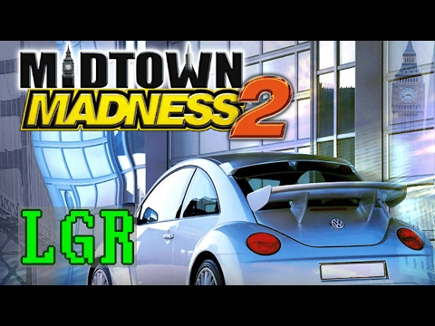 LGR - Midtown Madness 2 - PC Game Review