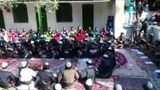 تنبور نوازی کوردان یارسان در جشن بزرگ مهرگان ۱۳۹۳ بابا یادگار، دالاهو، کرمانشاه