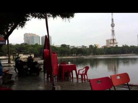"""The """"Tokyo Tower"""" of Hanoi, Vietnam"""