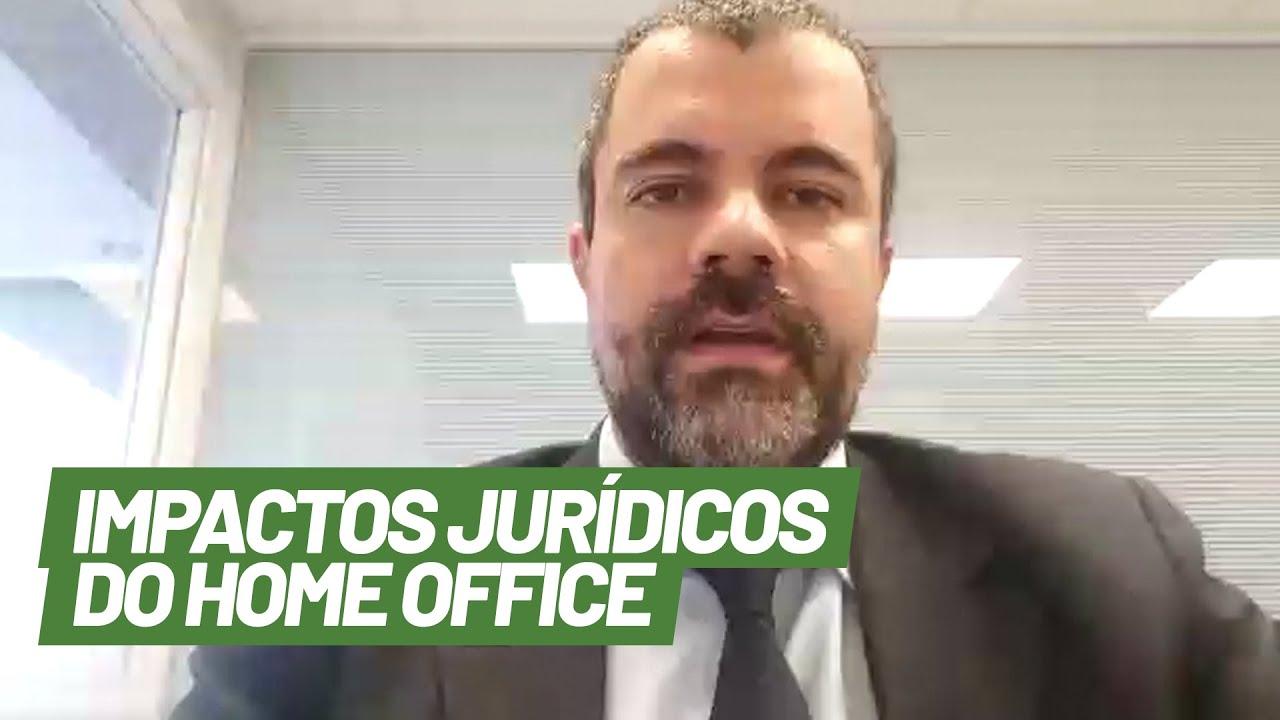 Aspectos Jurídicos do Home Office