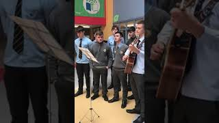 The Green Fields of France (Cover) - Naas CBS Choir (6th Years)
