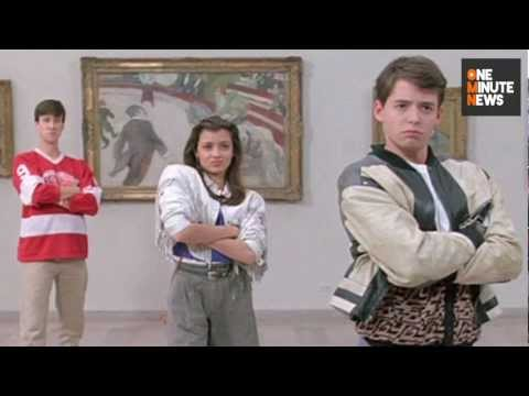 New Ferris Bueller 'Trailer' for the 2012 Super Bowl