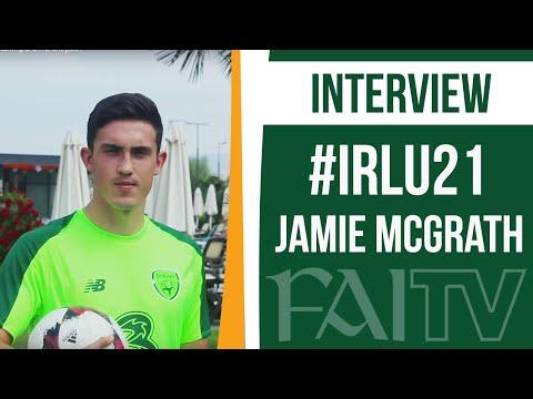 #IRLU21 INTERVIEW | Jamie McGrath taking a different path