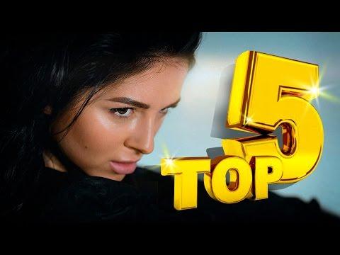 НЮША - TOP 5 - Новые и лучшие песни 2016
