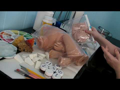 HD How To Make Your First Reborn Doll-Beginners Reborning Tutorial