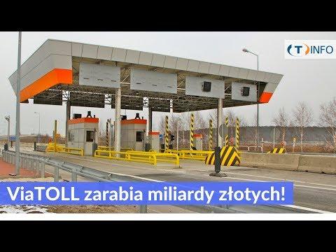 ViaTOLL Zarabia Miliardy Złotych | Coraz Mniej Niemieckich Firm Transportowych