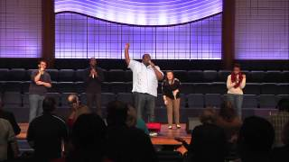 Eddie James - He's Alive - Christ Temple Church