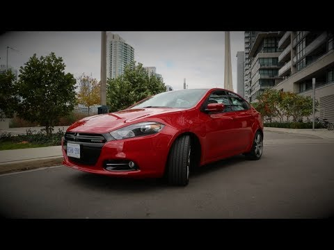 Dodge Dart GT Review! feat. Ferrari 458