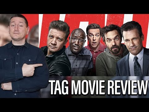 Tag (2018) Movie Review - John Campea