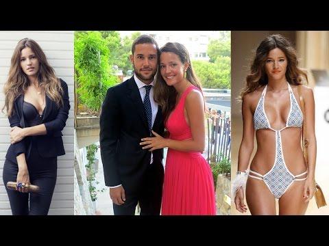 Mario Suarez's girlfriend (and soon wife) Malena Costa thumbnail
