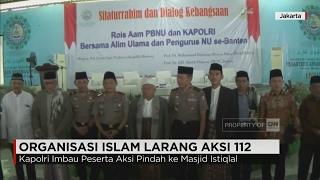 Organisasi Islam Larang Aksi 112