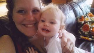 Extended Breastfeeding:  One of the ways my toddler tells me she is ready to nurse