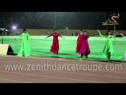 Jai ho Performance Zenith Dance Troupe New Delhi Mumbai India