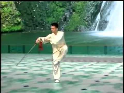 42式太極劍 - 陳思坦  TAIJI Sword 42 by Master Chen Sitan ! Music Videos