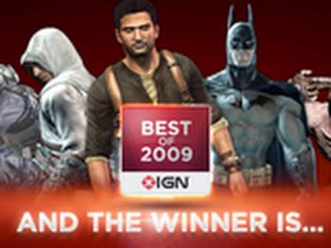 Uncharted 2 - IGN Game of the Year 2009