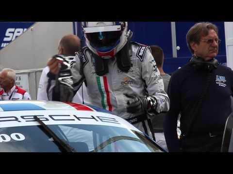 INTERVISTA STEFANO COLOMBO (LEM RACING) POST QUALIFICHE - ROUND 4  SPA