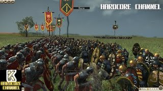 Total War: Rome 2 - Multiplayer - Hardcore - Не смотря ни на что