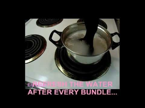 9. Virgin Hair Reviving - Boiling Method - Tutorial - Ella Hair Products