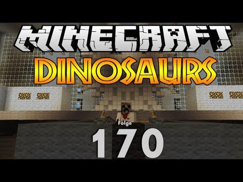 Minecraft Dinosaurs: #170 UPDATEHD