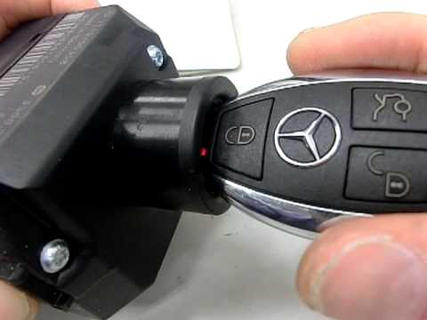 Mercedes Key Not Working With New Battery
