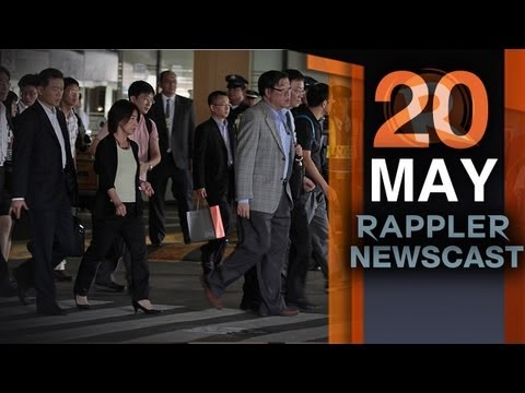 Rappler Newscast | May 20, 2013