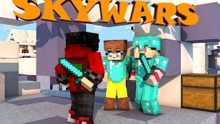 MINECRAFT SKYWARS-Regreso con todo 7u7