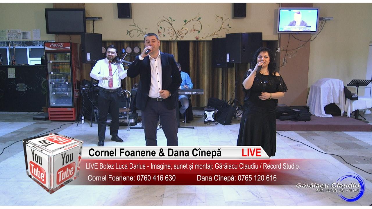 Cornel Foanene & Dana Cinepa si Formatia Lotus | LIVE 2017 | Colaj Ascultari