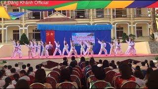 Võ nhạc taekwondo - KPOP DANCE CHALLENGE khuấy động Trường THCS Mộc Lỵ   Lê Đăng Khánh Official