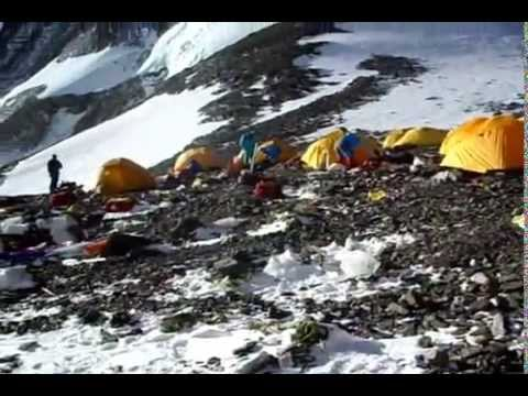 Mt. Everest South Col Summit Climb 2009