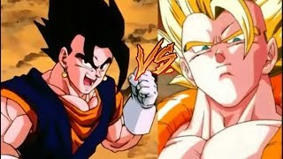 VEGITO VS GOGETA Who is Stronger ???? (DBZ) HINDI