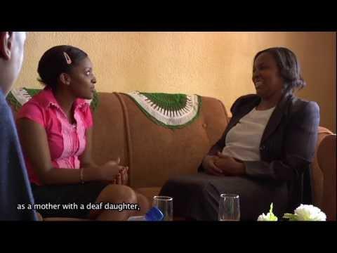 A world without sound -Rwanda