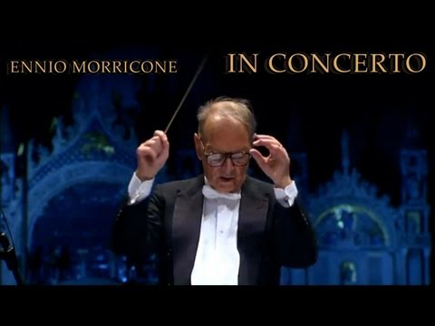 Ennio Morricone - Cinema Paradiso (In Concerto - Venezia 10.11.07)