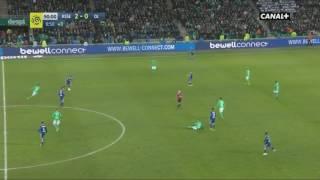 Les 3 minutes électrique du Derby : Saint-Etienne VS Olympique Lyonnais