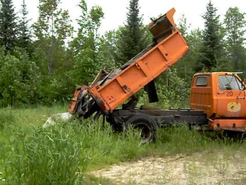 1977 Chevrolet C65 Custom Deluxe Grain Truck Farm Dump .html | Autos Weblog