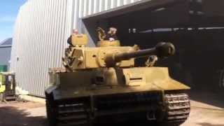 War Time tank parade at Tank Museum Bovington
